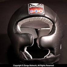 Bad BoyLeather Pro Series Headgear